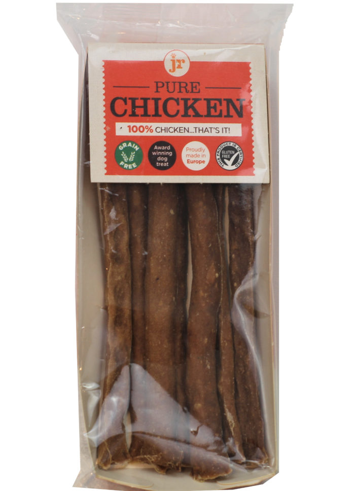 Pure Chicken treats.